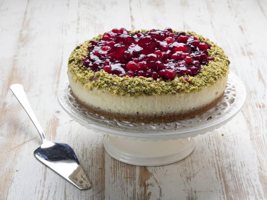 עוגת הגבינה של ניקול ראידמן, צילום דן לב