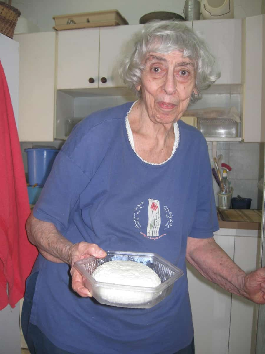 רותי ברקוביץ מחלבת ברקוביץ' צילום: שרית אגמון