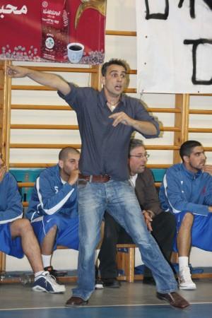 מאמן מכבי כרמיאל רונן בראון