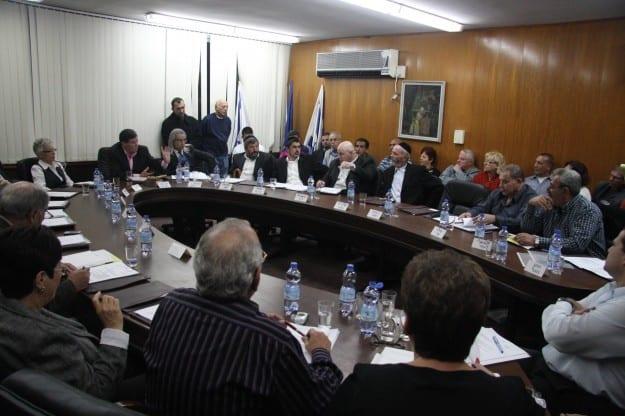 מועצת העיר בנהריה