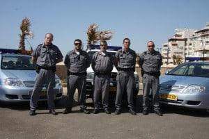 סיירת הביטחון בעיריית עכו