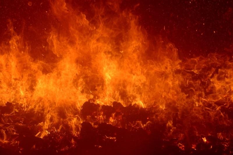 שריפה אילוסטרציה