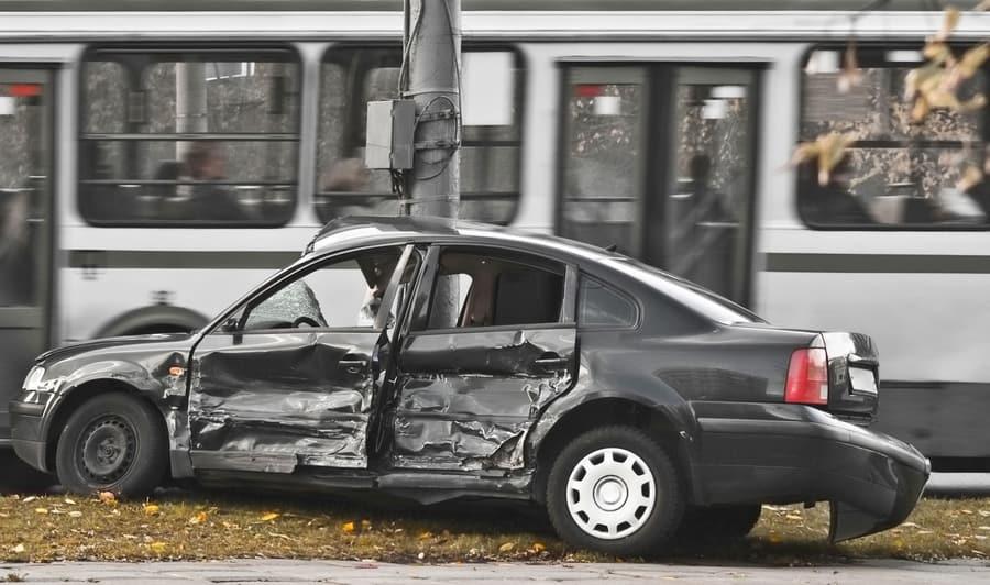 תאונת דרכים - אילוסטרציה