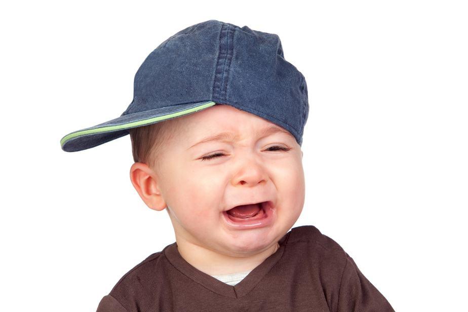 כשהתינוק בוכה מול כולם, למשל (צילום אילוסטרציה )