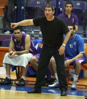 המאמן  שי מיניסטר