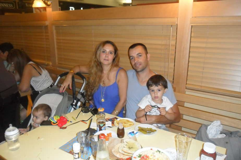 אדווה מלמד ומשפחתה