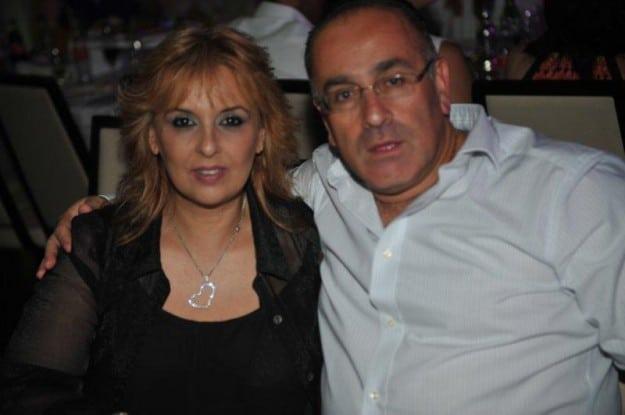 בטי ומשה סאלם