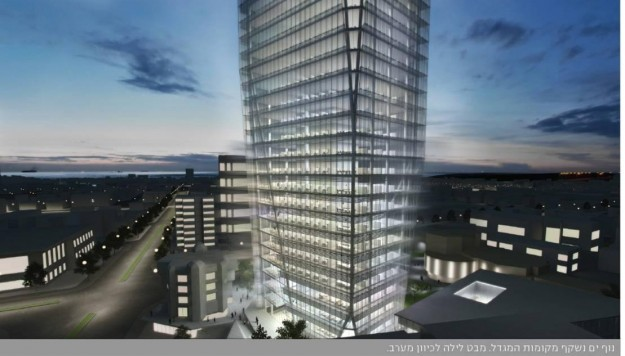 בית העירייה החדש בנתניה