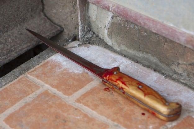 תקיפה בסכין (צילום אילוסטרציה: פאתרמדיה)