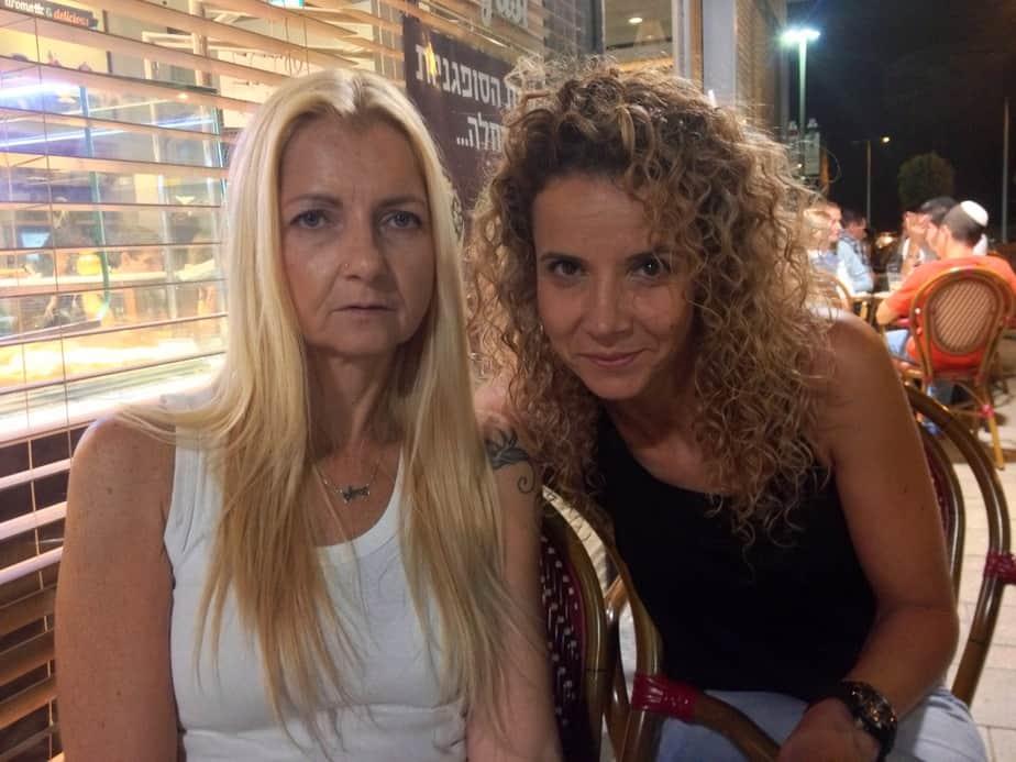 אסנת פימה ואילה מרקו