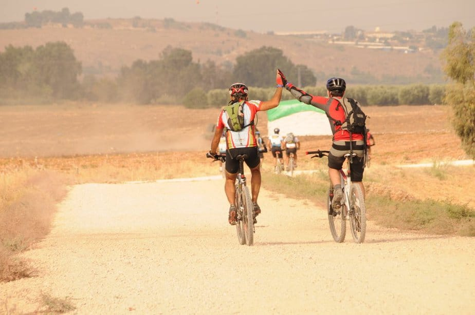 רוכבים בגליל