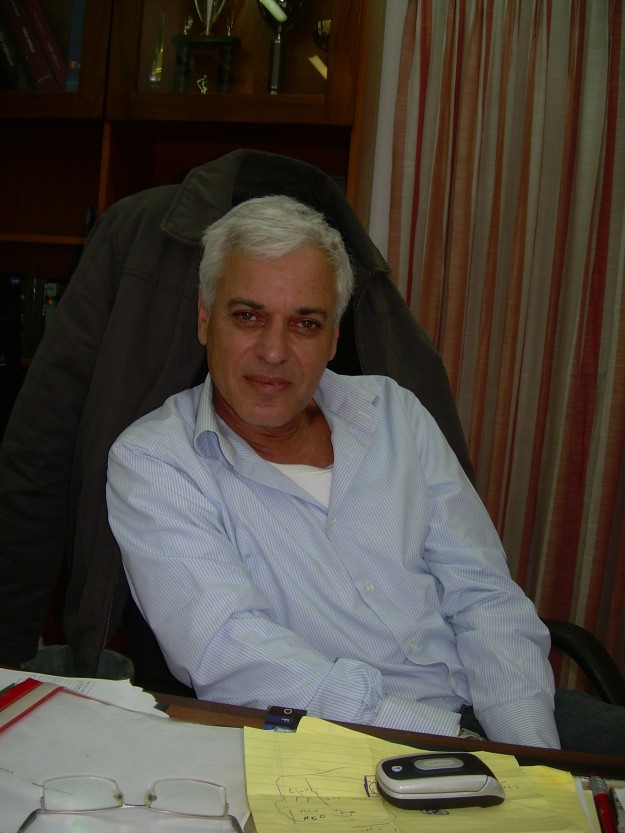 """יו""""ר מרחב ההסתדרות בכרמיאל, יואב קליין"""