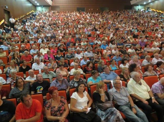 הקהל היום בשבת תרבות