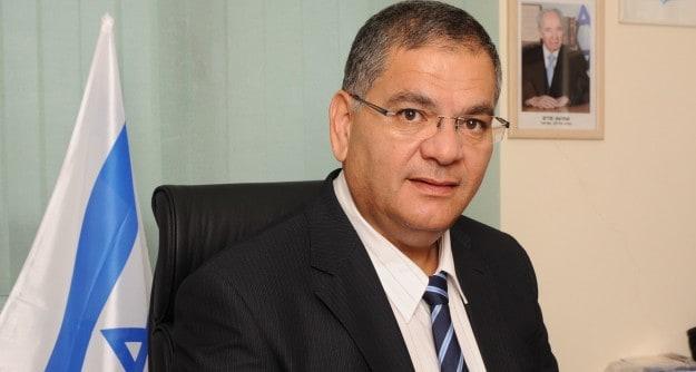 """ראש עיריית מגדל העמק אלי ברדה (צילום יח""""צ)"""