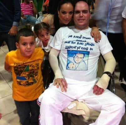 דניאל פחימה, אושרת בן שטרית ואחיינים