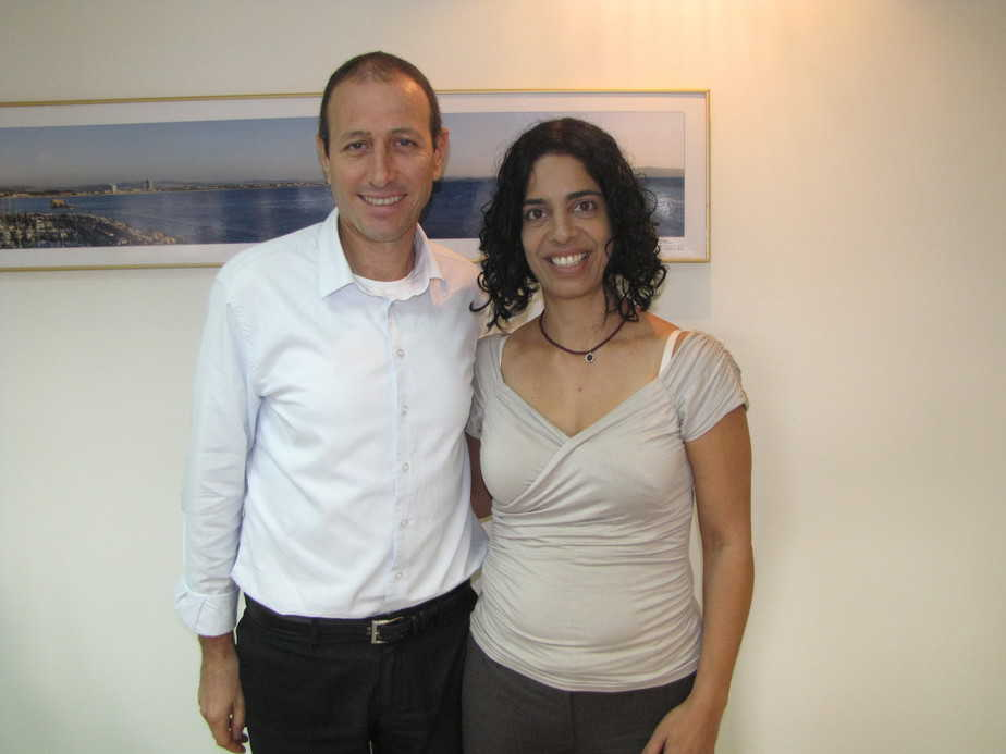 לי-את כהן ושמעון לנקרי