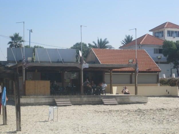 חוף אולגה