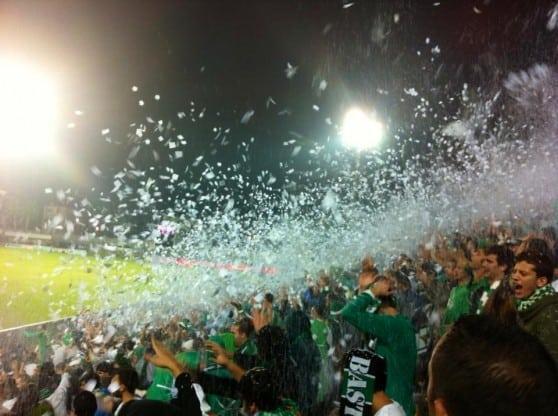 מכבי חיפה בניצחון שני העונה