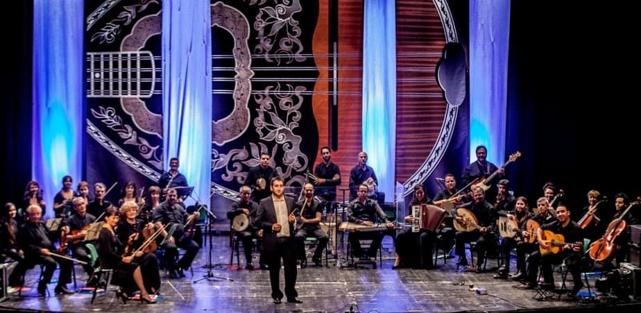 """התזמורת האנדלוסית אשקלון  (צילום: יח""""צ)"""