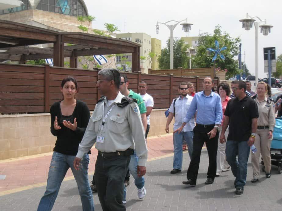 כנס המשתכנים של שלב ב'  (צילום: דוברות עיריית עכו)