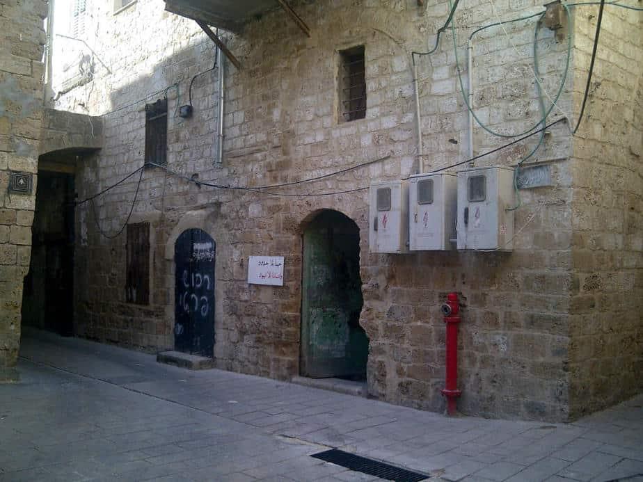 עכו העתיקה (צילום: רותם כבסה)