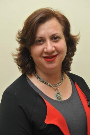 חברת מועצת העיר נצרת עילית אסנת רובין