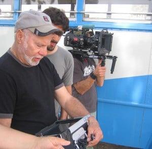 הבמאי יונתן פז