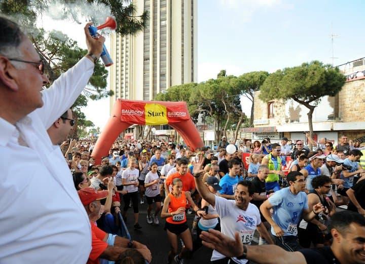 מירוץ חיפה 2012