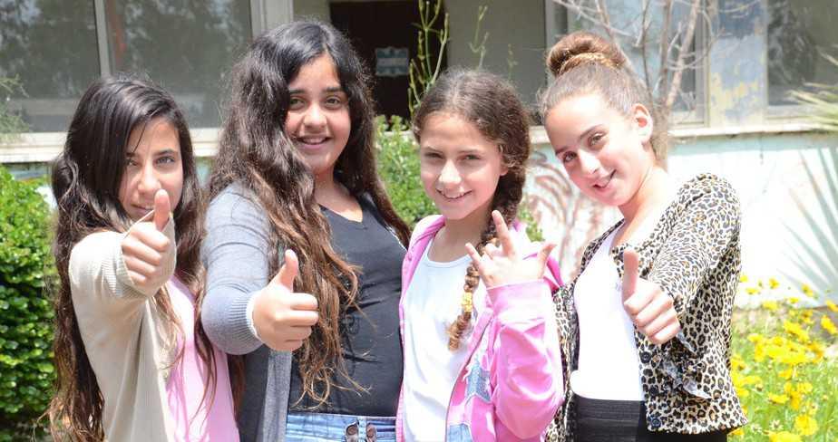 הבנות בחינוך