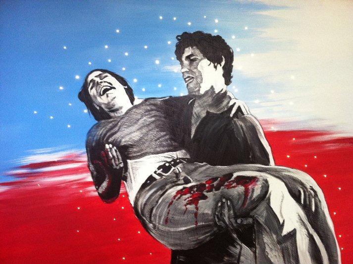שדרוג תמונת הפיגוע במעלות של האמן יוסי ממן