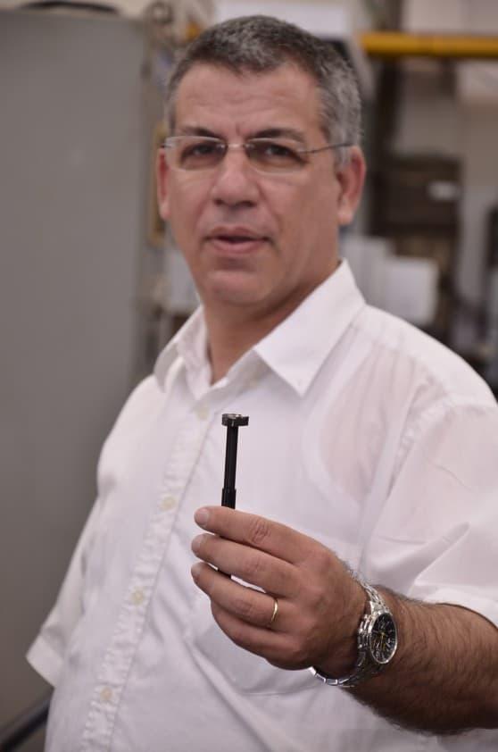 """מנכ""""ל אגמו ורגוס"""