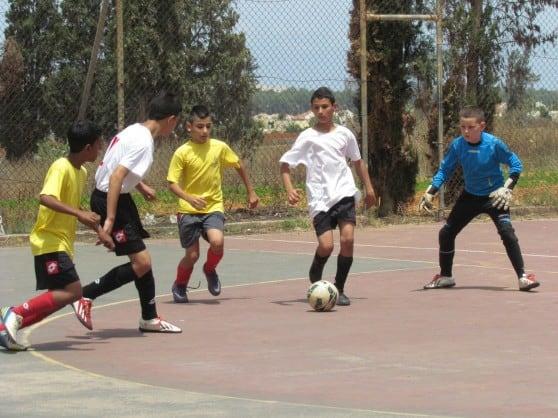 הגמר של הבנים, צילום: חן קורקוס