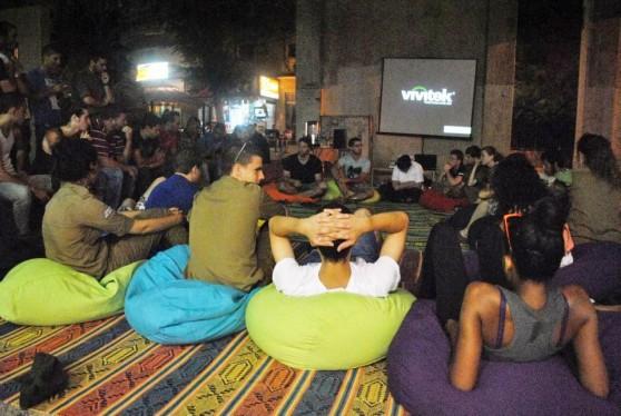 פעילות לנוער. לילה צעיר, צילום: באדיבות העירייה