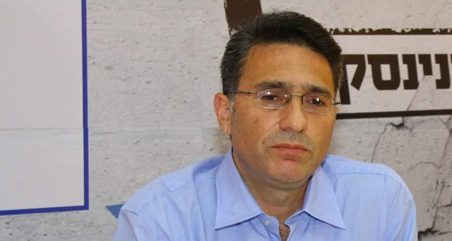 משה קונינסקי (צילום: גיל גולדשטיין)