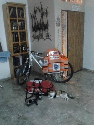 אופניים של איחוד והצלה