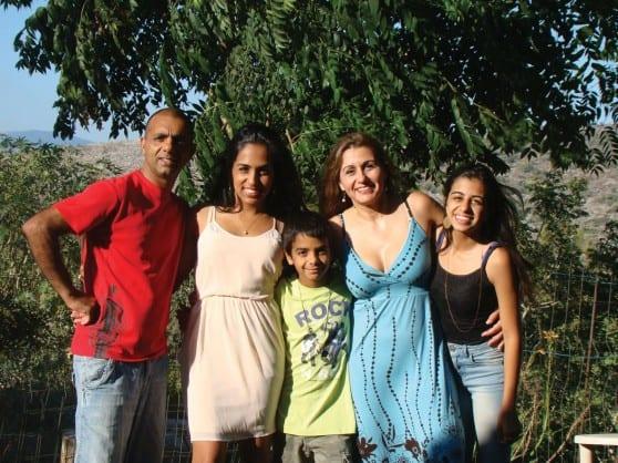 משפחת אברהם