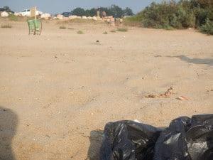 חוף בצת (צילום: גידי ברסלר)