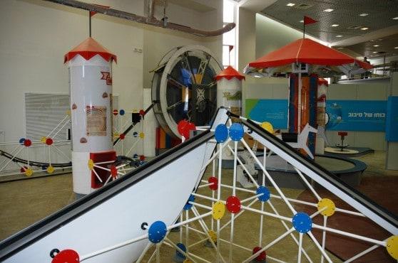 מוזיאון המדע בטכנודע (צילום: יח''צ)