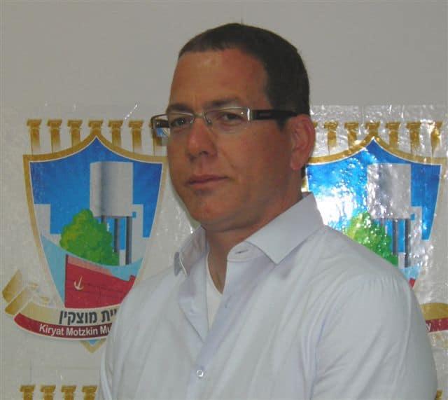 עומר זוהר צילום: באדיבות עיריית קרית מוצקין