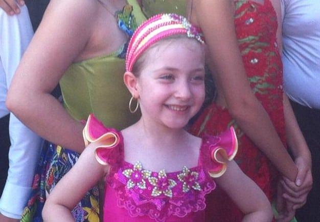 ילדת פלא. גליאנה ביילינסון (צילום: עצמי)