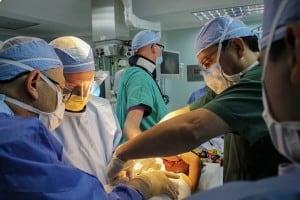 מתוך מרתון הניתוחים בלוחה, אקוודור