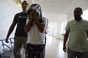 חשוד ברצח יצחק אלגבי באביחיל