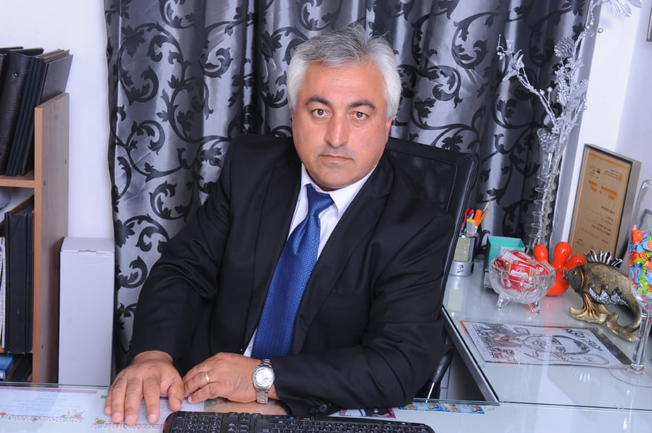 מיכאל פיזיצקי (צילום: יהודה בן לולו)