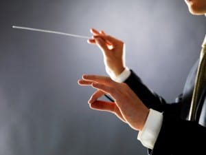 מנצח תזמורת