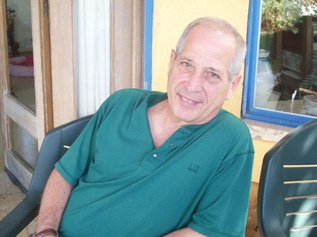 אהרון שקד (צילום: ענבר דותן)