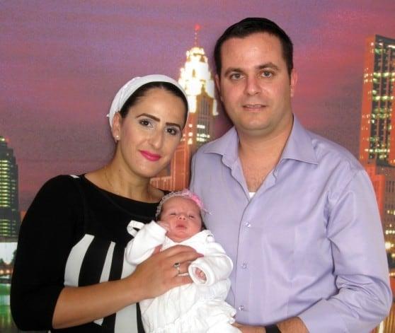 שמואל, האישה והבת (צילום: גלרי)