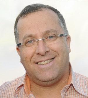 אלי דוקורסקי (צילום: באדיבות העירייה)