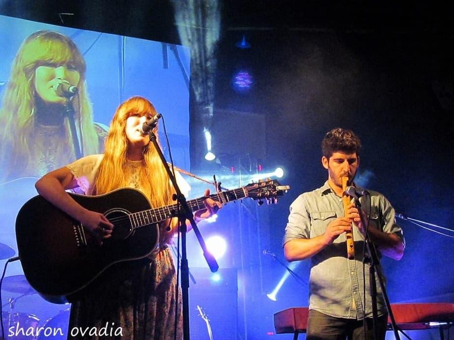 הזמרת גיטלה (צילום: שרון עובדיה)