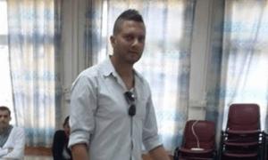 מנהל הפועל עפולה יוסי כהן (צילום: עצמי)