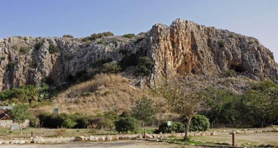 שמורת נחל מערות (צילום: אבי ברומברג)